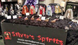 Guest Vendor Silvia's Spirits @ ZuZu's Healing Arts